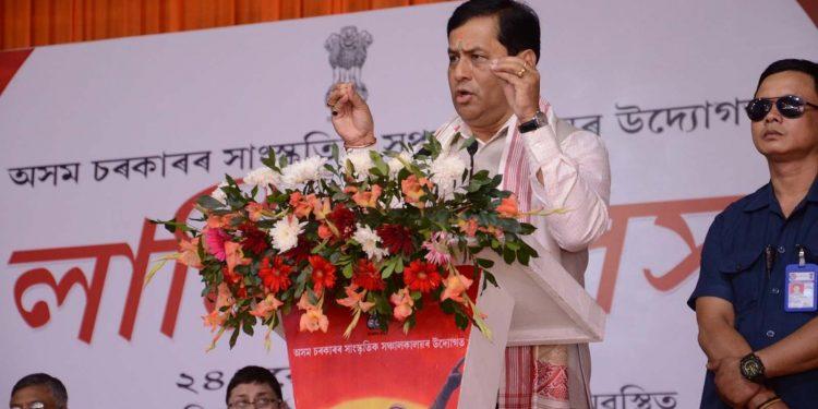 Assam CM Sarbananda Sonowal (File image)