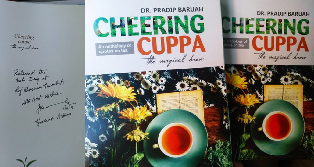 Cheering Cuppa: The Magical Brew