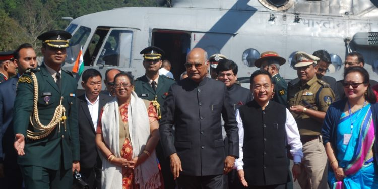 President in Sikkim