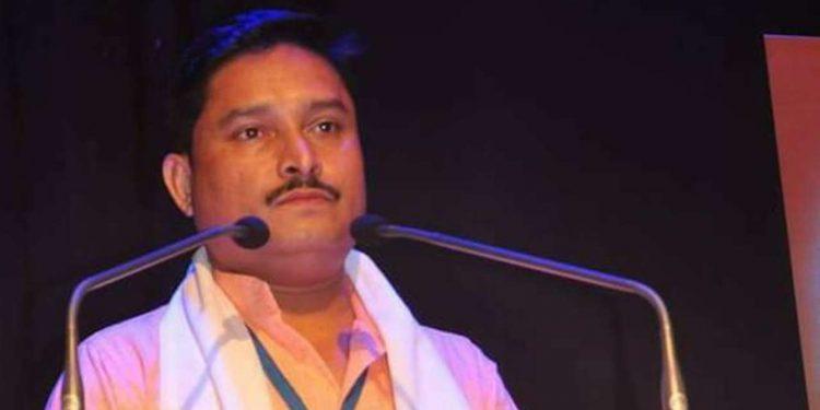 Mangaldai MP Dilip Saikia (File image)