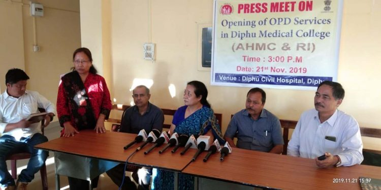 Diphu Medical College