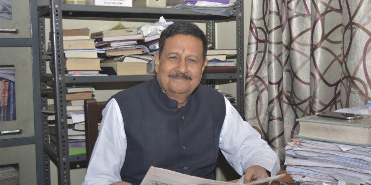FIR against Nilamani Sen Deka