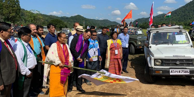 Paragliding championship in Korajhar