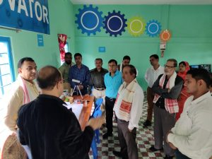 Assam: 'Atal Tinkering Lab' launched at Hojai school 1