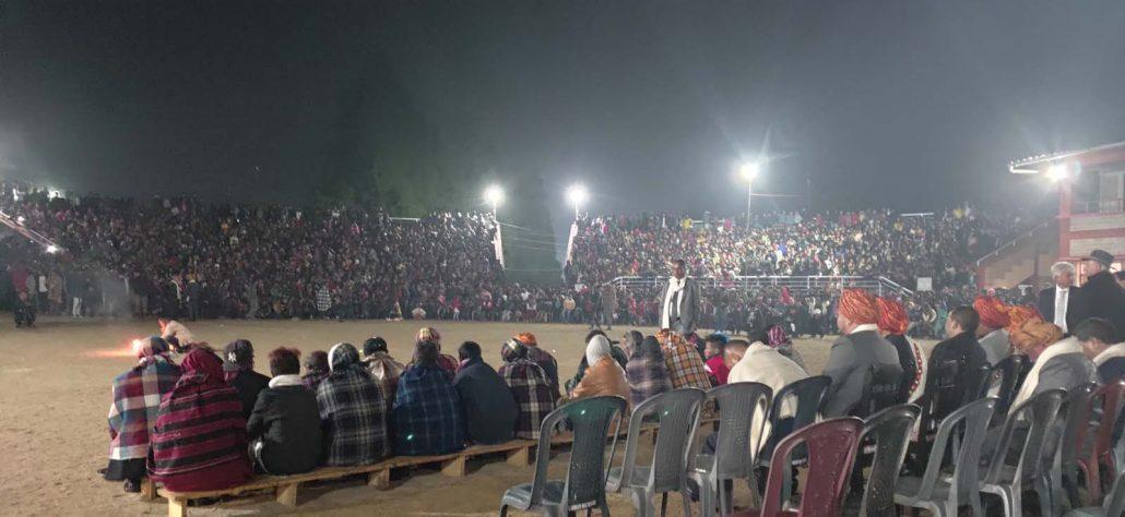 Meghalaya: Shad Nongkrem concludes 1