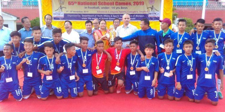 Manipur football team