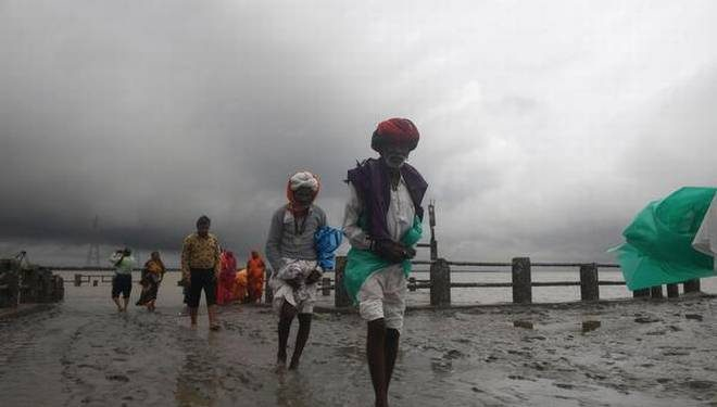 Bangladesh authorities have evacuated more than two million people.