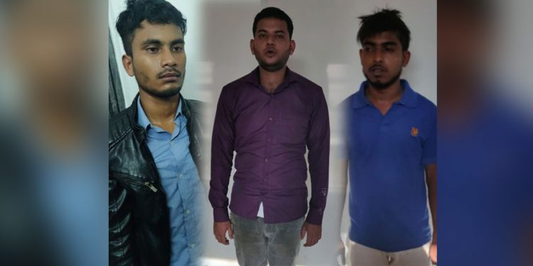 ISIS terrorists arrested from Goalpara. Image: Northeast Now