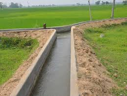 An irrigation dept scam. (image for representational purpose only)