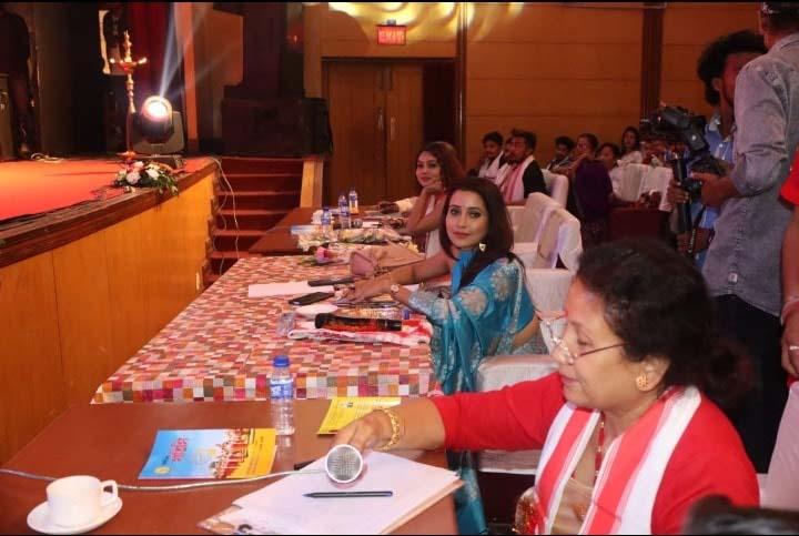 Assam: Moyuri Deori crowned Mega Miss Egaichi 2019 1