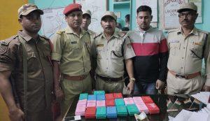 Lakhipur police