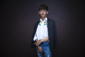 Maxwell Yangoijam_Fashion Designer_Kha Nganba