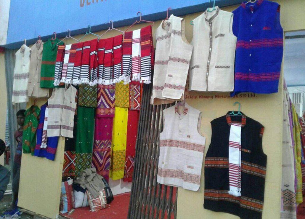 Tribal attires
