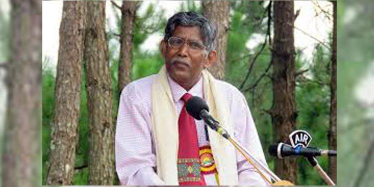 NEHU VC Prof SK Srivastava