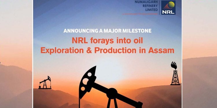 NRL forays into exploration & production in Assam 1