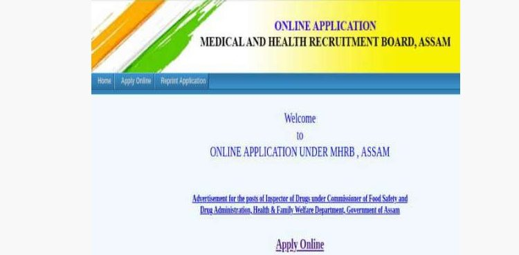 The filling of online application forms for the vacant posts will continue till December 6