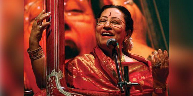 Padma Bhushan Begum Parveen Sultana (File image) Image credit: Wikipedia