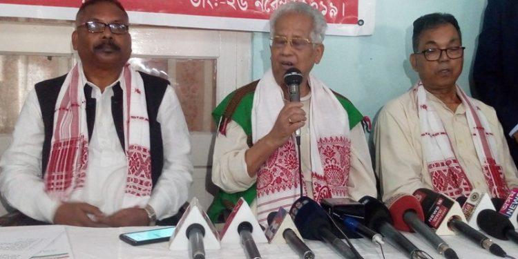 Former Assam CM Tarun Gogoi (File image)