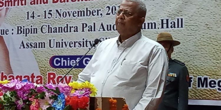 Meghalaya governor Tathagata Roy