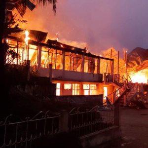 Meghalaya church gutted; two killed 1