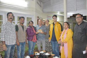 Assam: Sivasagar mesmerizes German couple on world tour 3
