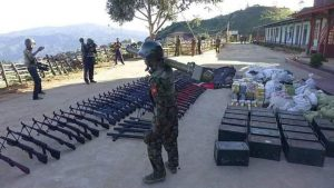 Huge cache of ULFA arms recovered in Bangladesh 1
