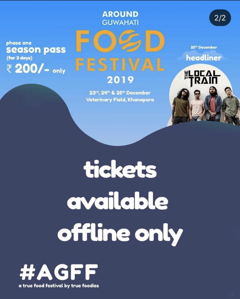 Around Guwahati Food Festival: A culinary fair with a difference 4