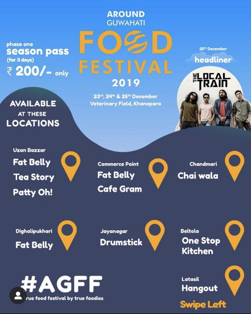 Around Guwahati Food Festival: A culinary fair with a difference 5