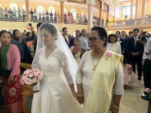 Meghalaya: Agatha ties nuptial knot 3