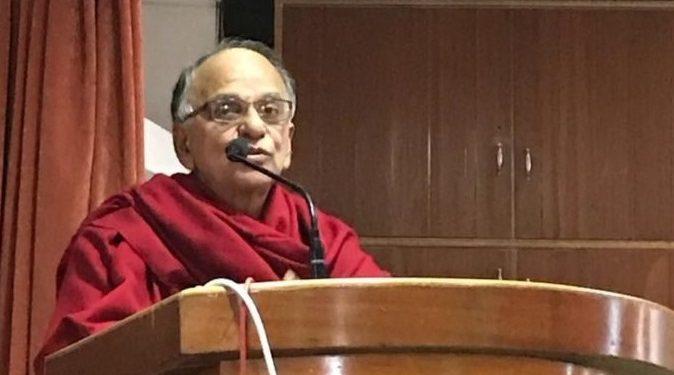 File image of Archbishop Thomas Menamparampil. Image courtesy: Catholic Focus