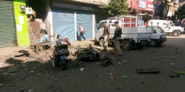 Manipur: Six hurt in Imphal blast 1