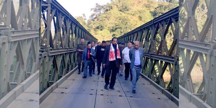 Doyang bridge