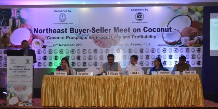 Assam: Buyer-seller meet on coconut food production held in Guwahati 1