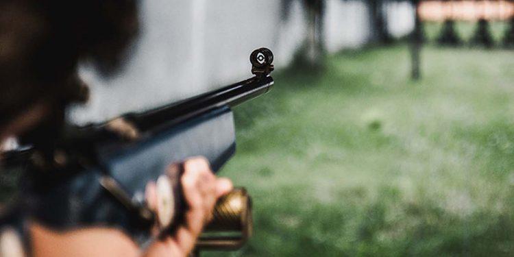 militant attack.... guns