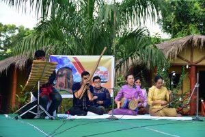 Assam: Thai, Chinese artistes enthral Sivasagar 1