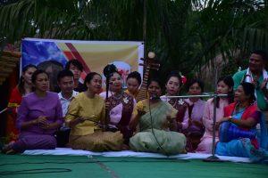 Assam: Thai, Chinese artistes enthral Sivasagar 2