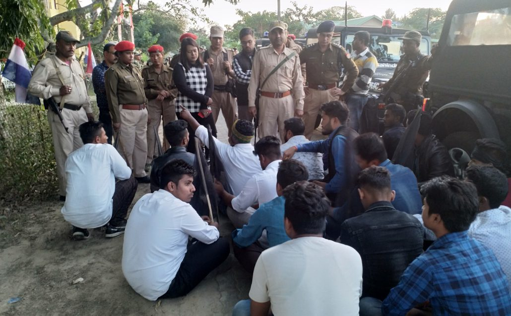 Anti-CAB movement intensified across Assam 2