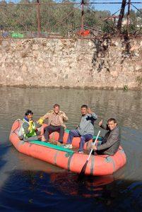 River Umkhrah in Shillong wears new look 4