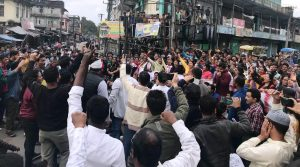 Assam CAB protest: Spontaneous outburst of mass anger in Lakhimpur 1