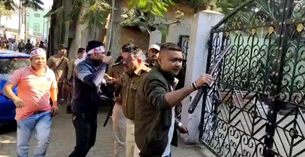 Anti-CAB movement intensified across Assam 3