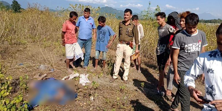 Man found dead at Nagrijuli