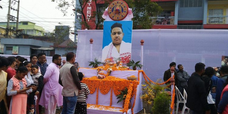 Anti-CAA martyr