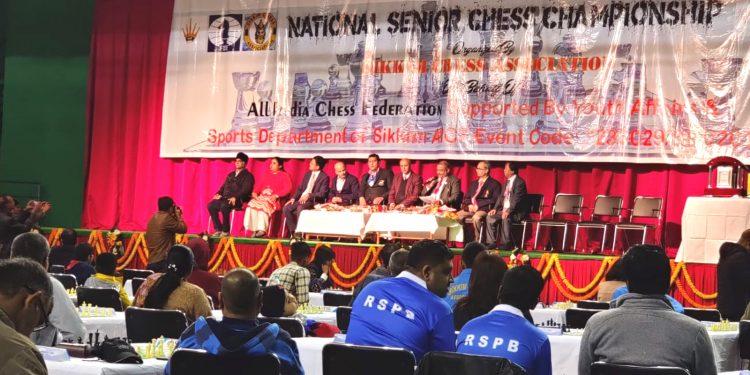 National Senior Chess Championship 2019