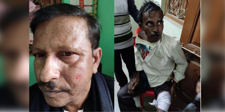 CPI-M workers injured in BJP attack