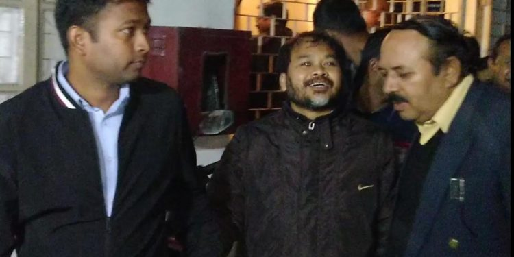 KMSS leader Akhil Gogoi has been sent to 14-day-judicial custody by an NIA court in Guwahati on Thursday.