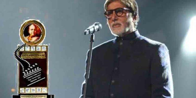 Amitabh Bachchan grows taller with Dada Saheb Phalke Award 1