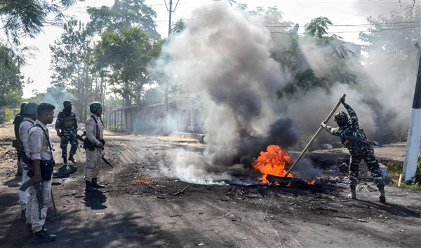 Chief minister Sarbananda Sonowal's home district Dibrugarh witnessed widespread violence during anti-CAA protests.