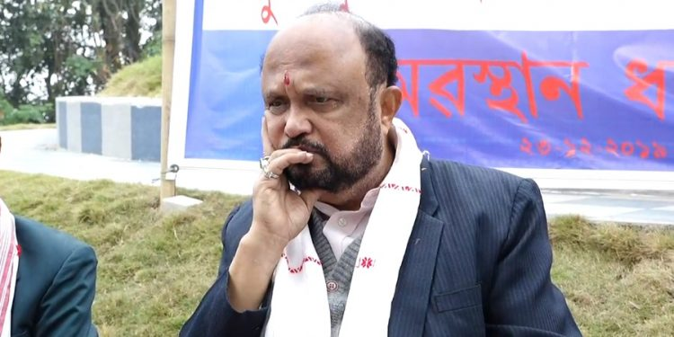 Former Assam CM skips his birthday celebrations, protests against CAA 1