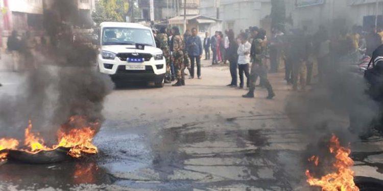 Dibrugarh protest