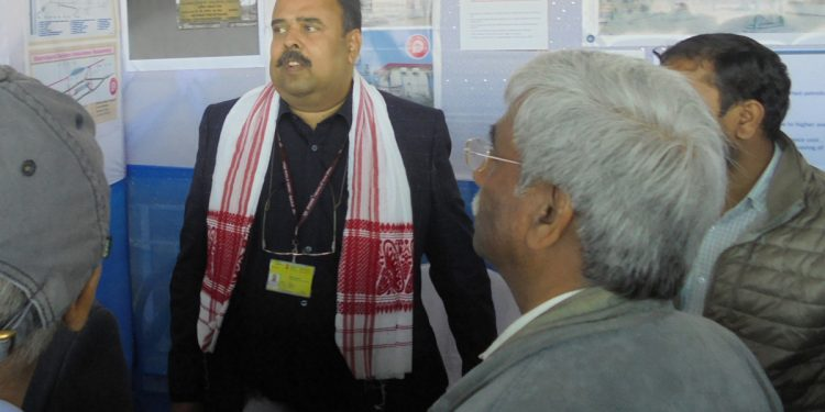 NFR GM Sanjive Roy